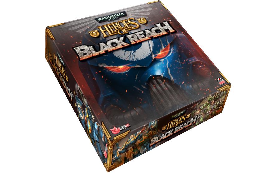 Découverte – Heroes of Black Reach