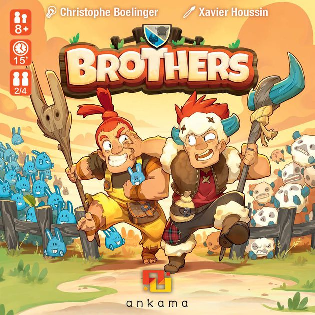 Découverte – Brothers