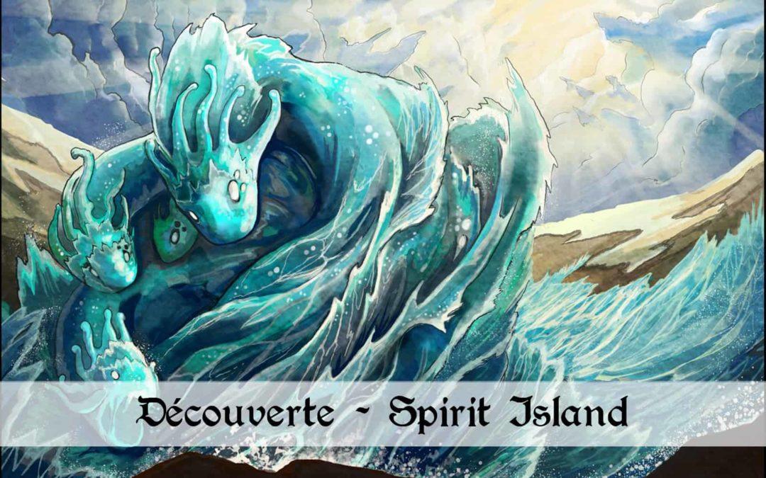 Découverte — Spirit Island